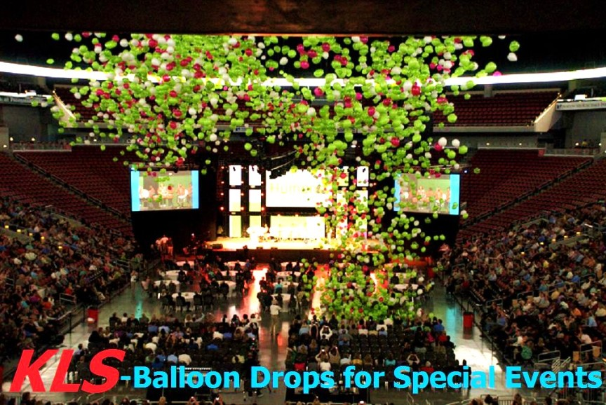 Special Events Balloon Drop
