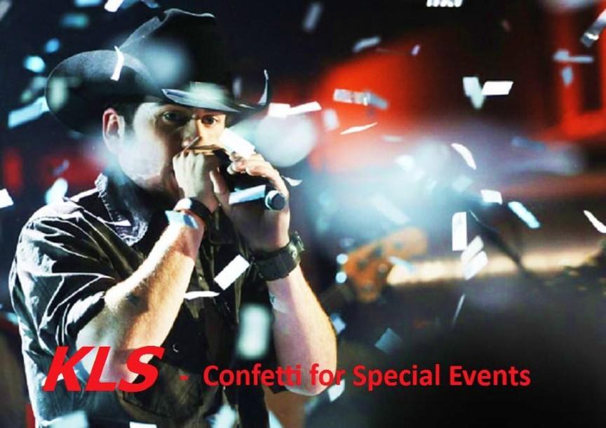 Confetti for Special Events